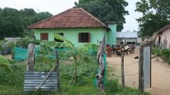 Hus efter tsunami