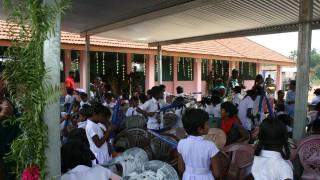 Nybyggd skola
