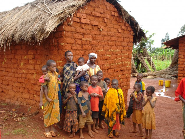 fattig familj
